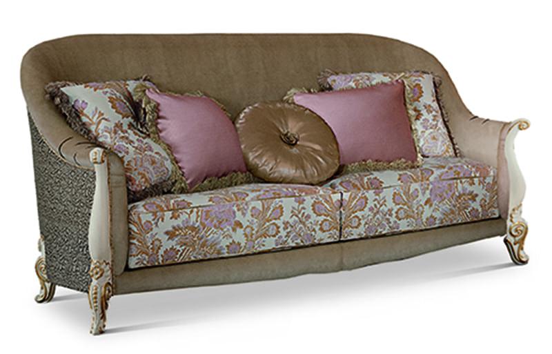 Divano tre posti - 1764/L3 - Bakokko Group Luxury Furniture