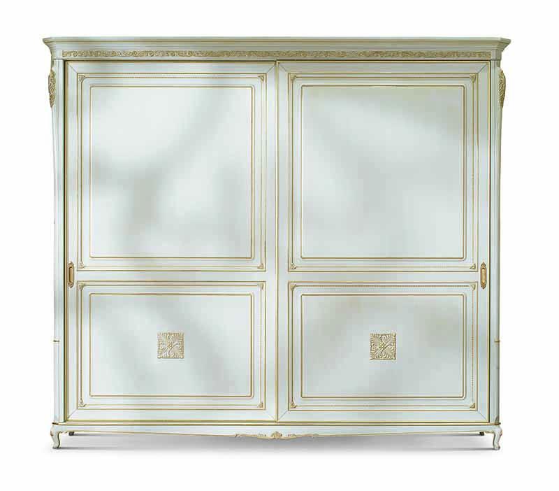 Armadio due ante scorrevoli - 5021 - Bakokko Group Luxury Furniture