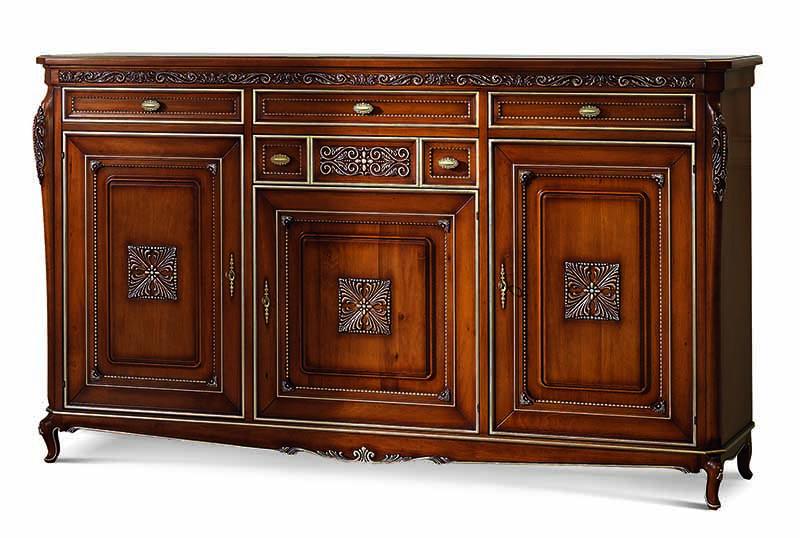 Bakokko_Palazzo-Ducale-Sideboard-3-doors-with-drawers_5005