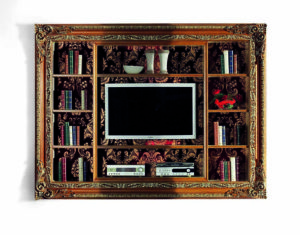 Bakokko_San-Marco-Built-in bookcase-Tv-stand_4027AB