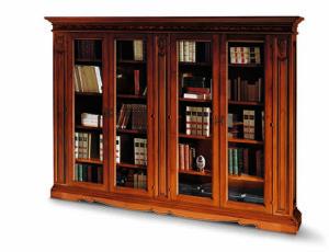 Bakokko_Montalcino-Bookcase-carved_1481LQ