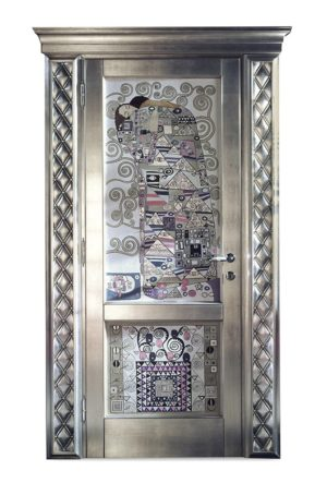 Bakokko_Classic-Doors-hinged-door-inner-frame-with-two-frescos-and-swarovski_DR300V2_2D