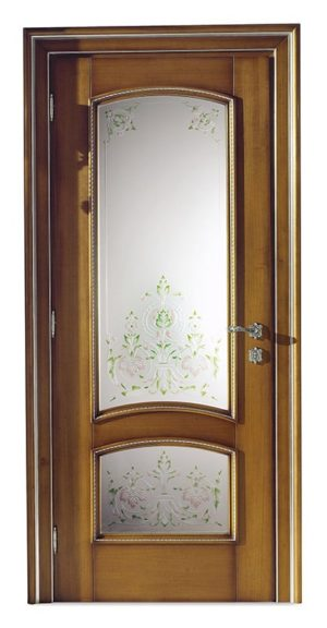 Bakokko_Classic-Doors-hinged-door-inner-frame-with-two-panels-in-ornated-glass_DR401_V