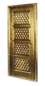 Bakokko_Classic-Doors-hinged-door-inner-frame-four-panels-with-capitonne-and-swarovski_DR302SW_4B
