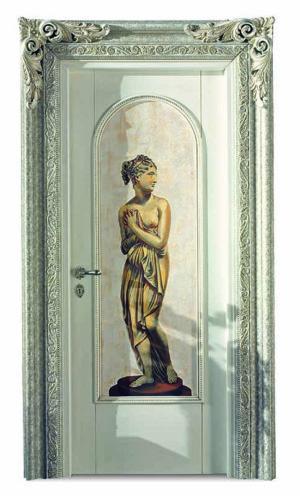 Bakokko_Classic-Doors-hinged-door-inner-frame-one-frescoed-panel_DR105CB_D
