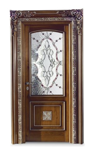 Bakokko_Classic-Doors-hinged-door-with-carving-tiffany-glass_DR104B_VL