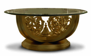 Bakokko_Vittoria-round-open-work-table-glass-top_4646_T