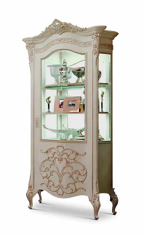 Bakokko_Vittoria-carved-display-cabinet-one-shaped-door-mirror-on-back-_4601DX