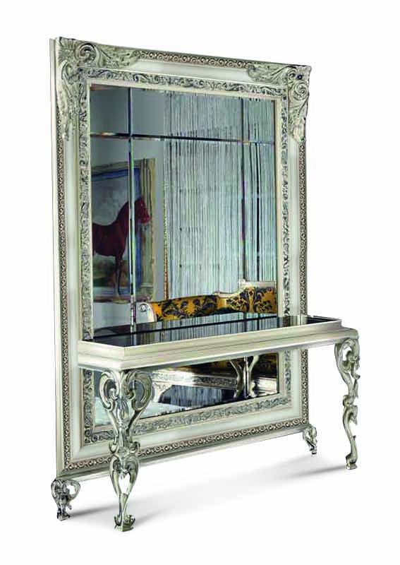 Bakokko_San-Marco-Mirror with-console-table_4044AB