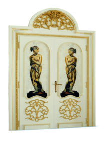 Bakokko_Classic-Doors-Double-hinged-door-with-frescoes-DR600/2D
