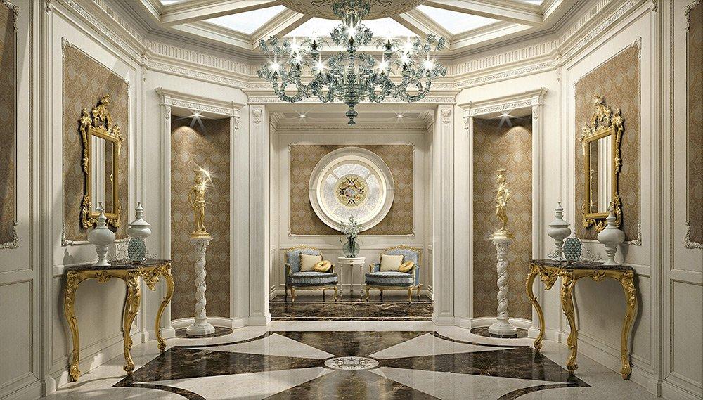 Arredamento di lusso made in italy nel mondo for Arredamento casa di lusso