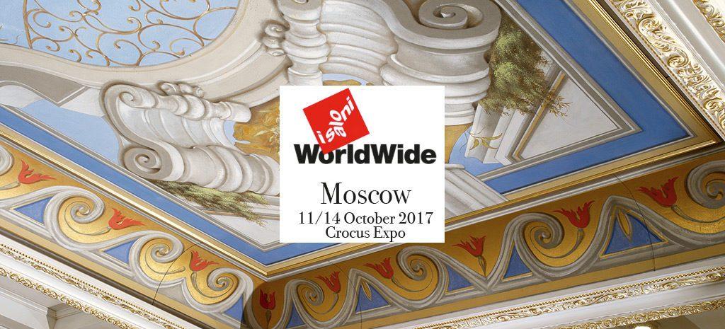 Crocus 2017 i saloni worldwide moscow arredamento di lusso for Saloni di lusso